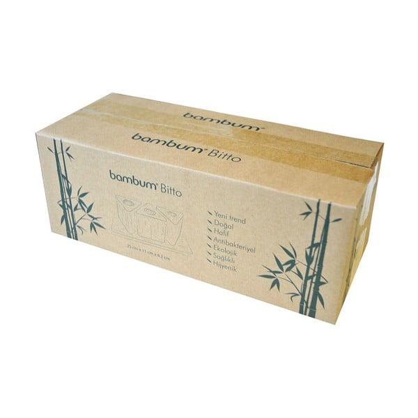 Bambusová mísa I, 24 cm
