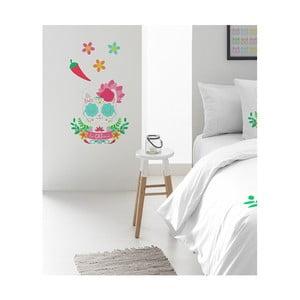 Nástěnná nalepovací dekorace Pooch Catrina, 30x42cm
