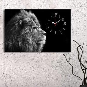 Obrazové hodiny Lví