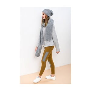 Colanți Lull Loungewear Hunter, măr. S, maro