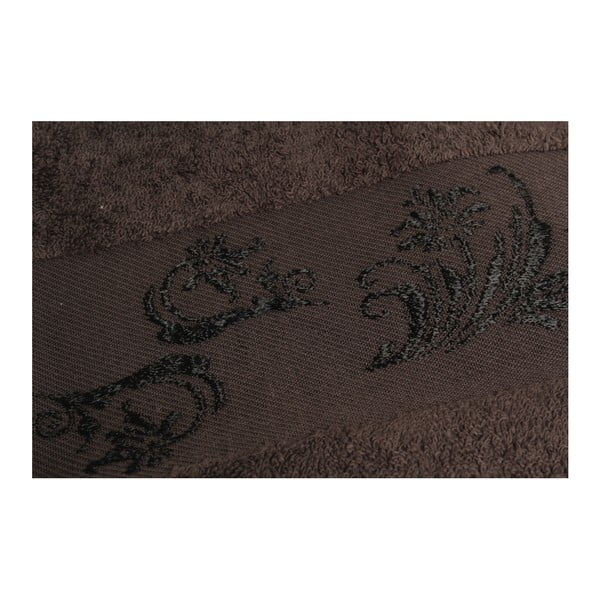 Sada 2 osušek Supima Venge, 70x140 cm