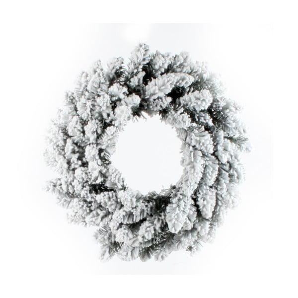 Vánoční dekorace ve tvaru věnce se šiškami InArt Mirko