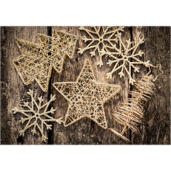 Christmas Period Beige szőnyeg, 50 x 80 cm - Vitaus