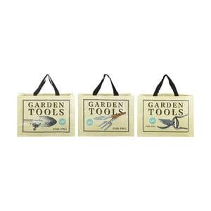 Sada 3 nákupních tašek Esschert Design Tools