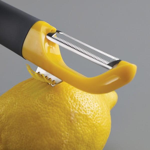Žlutá škrabka Joseph Joseph Multi-peel