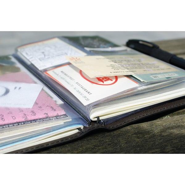 Cestovatelský deník na zážitky a suvenýry Remember Solena, 42 stran