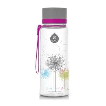 Sticlă din plastic reutilizabilă Equa Dandelion, 0,6 l imagine