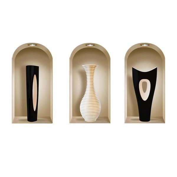 Autocolant XXL Nisha Vases Lucciano