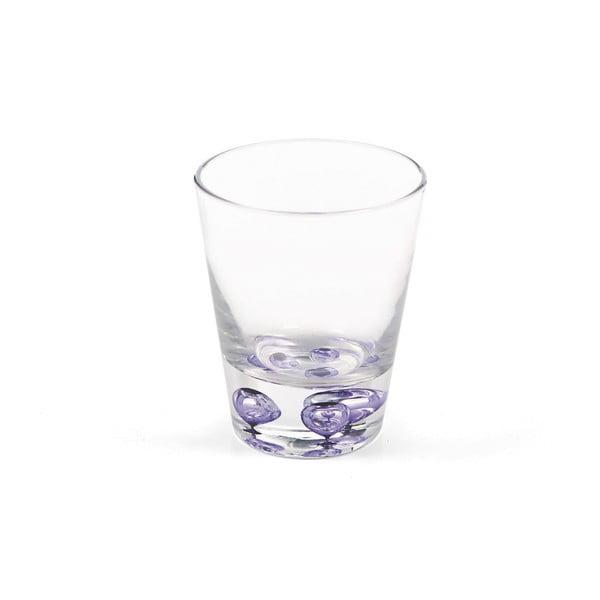 Set 6 ks sklenic Fade Ametista