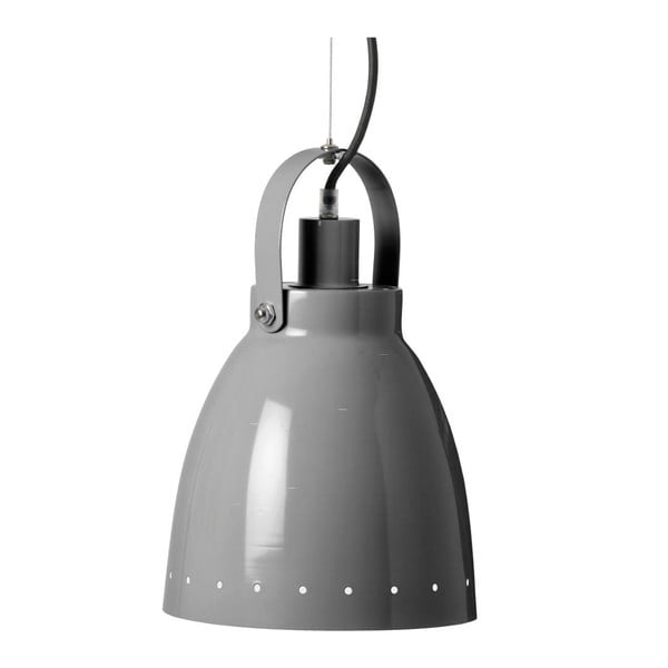 Závěsná lampa Deer, šedá
