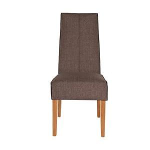 Jídelní židle Line Brown