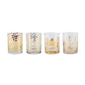 Set 4 pahare Villa Collection, 350 ml