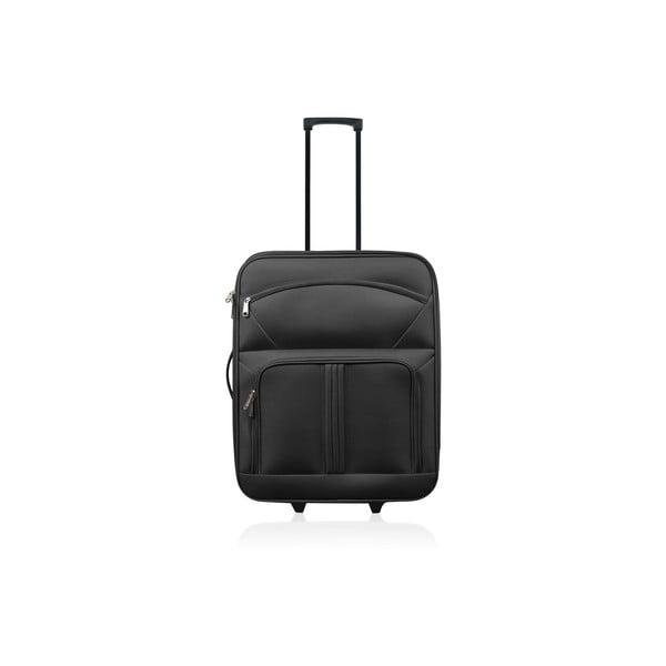 Cestovní zavazadlo na kolečkách Cabine Black