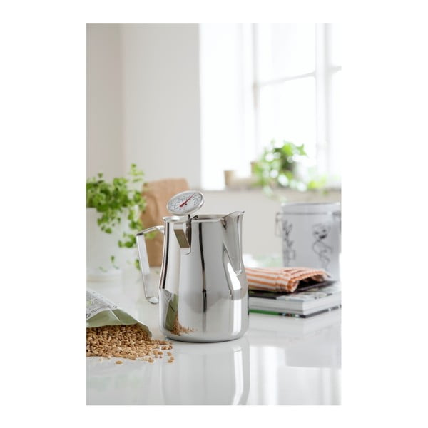 Termometru pentru lapte Steel Function Italian Milk