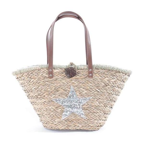 Plážová taška Silver Star