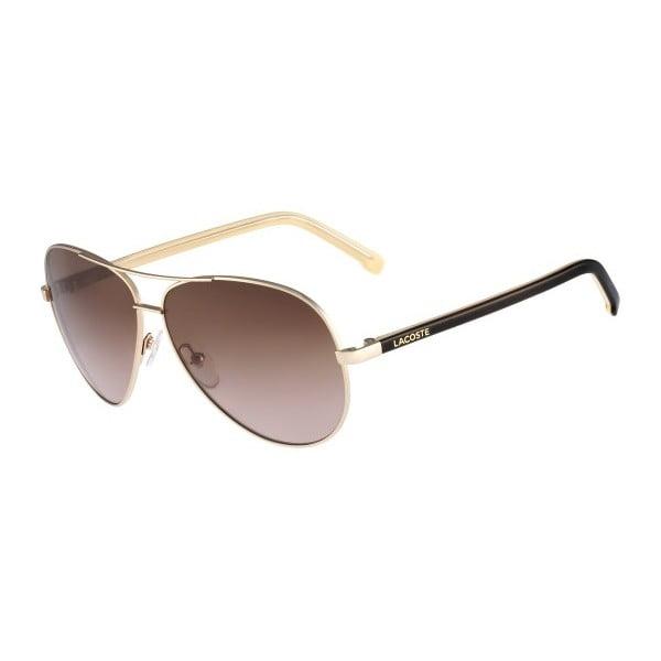 Dámské sluneční brýle Lacoste L155 Gold