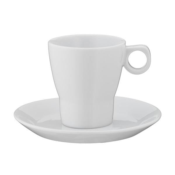 Porcelanowa filiżanka WMF do kawy WMF Barista, wys. 8 cm