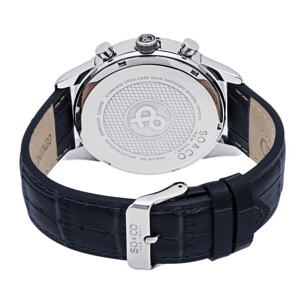 Pánské hodinky Monticello Classic Blue