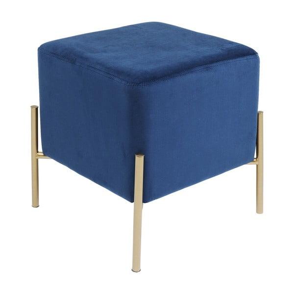 Modrá stolička Kare Design Franzi