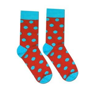 Bavlněné ponožky Hesty Socks Nanuk, vel. 35-38