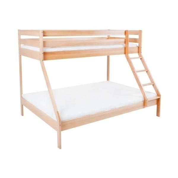 Dětská palanda z masivního bukového dřeva Mobi furniture Maxim, 200x90cm