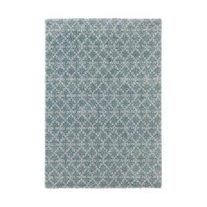 Modrý koberec Mint Rugs Dotty, 200x290cm