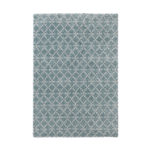 Modrý koberec Mint Rugs Dotty, 120x170cm