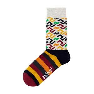 Ponožky Ballonet Socks Sand Two, velikost41–46