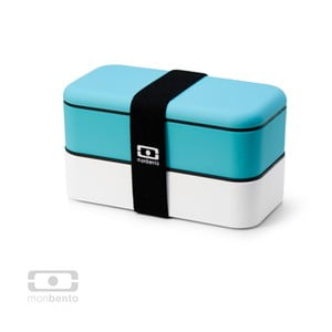 MB Original Bento Sky blue/White