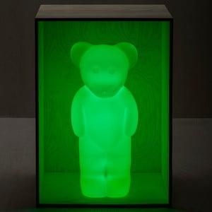 Lampa Lumibär, zelená