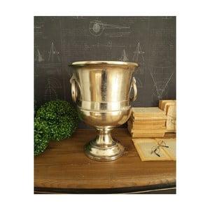 Dekorativní pohár ve zlaté barvě Orchidea Milano Cup Old Metal XL
