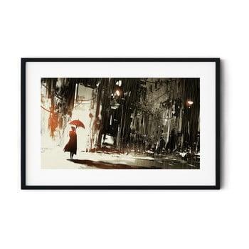 Tablou cu ramă Insigne London,110x70cm