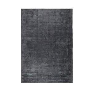 Tmavě šedý koberec White Label Frish, 170x240cm