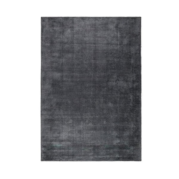 Covor White Label Frish, 170 x 240 cm, gri închis