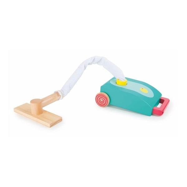 Dřevěný vysavač na hraní Legler Vacuum Cleaner