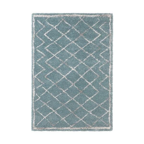 Belle kék szőnyeg, 120x170cm - Mint Rugs