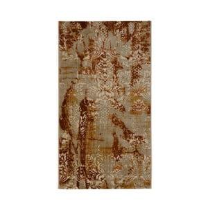 Koberec Galata 39023A Beige/Brick, 80x240 cm