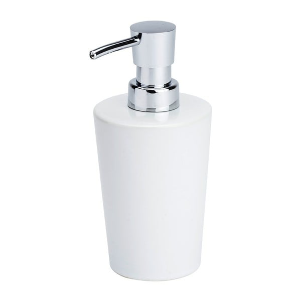 Dozator săpun lichid Wenko Coni, alb