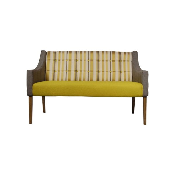 Sofa Unusual Scandinavia Yellow/Brown