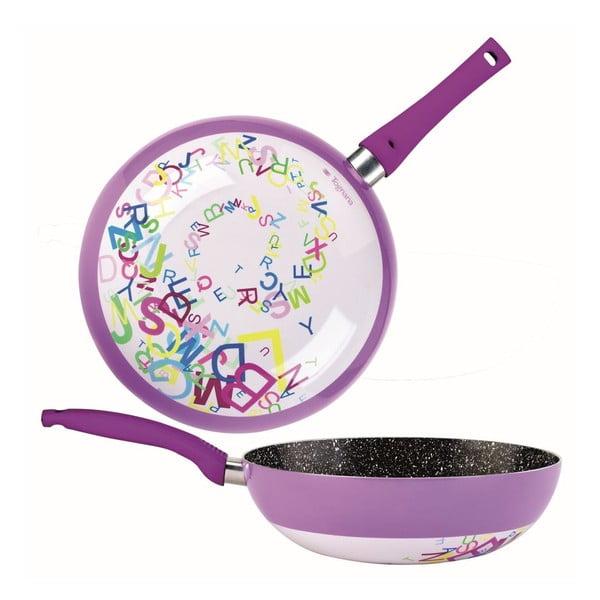 Pánev Pasta Purple, 28 cm