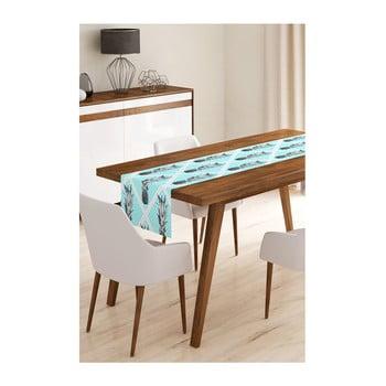 Napron din microfibră pentru masă Minimalist Cushion Covers Pineapple, 45x145cm de la Minimalist Cushion Covers