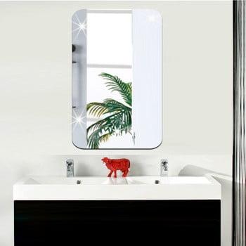 Autocolant tip oglindă Ambiance Rectangle de la Ambiance