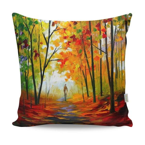 Polštář Autumn No. 1, 43x43 cm