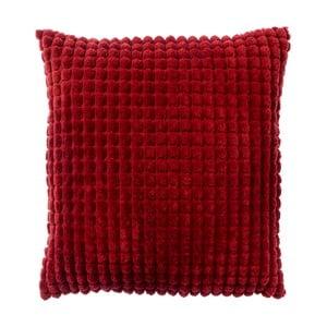 Polštář Rome burgundy, 45x45 cm