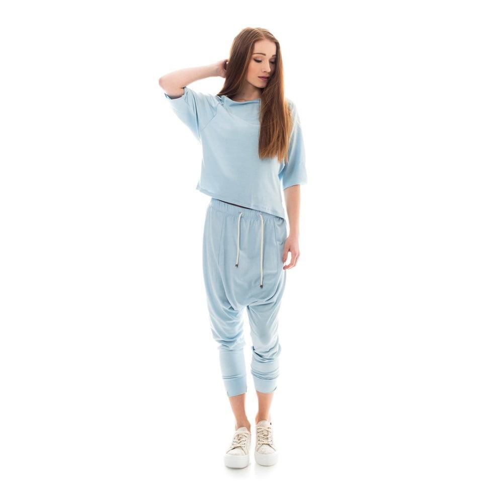 Světle modré tepláky Lull Loungewear Bronx 78b1c5a348