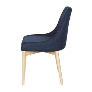 Dřevěná židle Kobe Blue, 2 ks