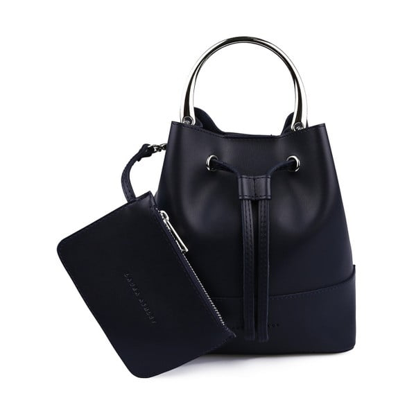 Tmavě modrá kabelka Laura Ashley Kensington