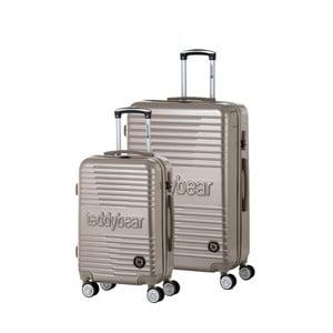 Sada 2 cestovních kufrů na kolečkách Teddy Bear Maya