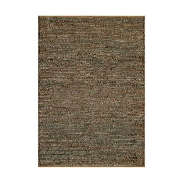 Jutový koberec Soumak Grey, 160x230 cm