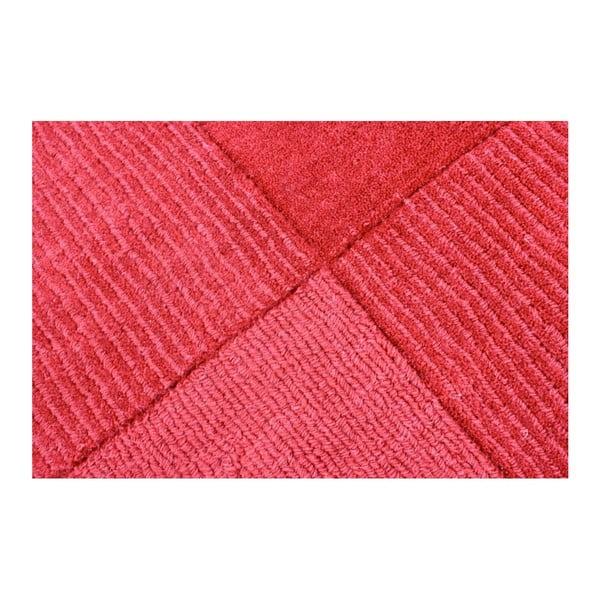 Vlněný běhoun Flair Rugs Sqaures Tommen,60x230cm